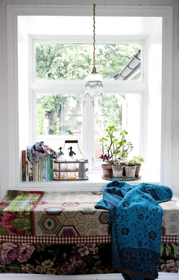 ventana ecléctica