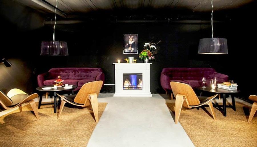 Decoración ecléctica para hoteles - La casita de la Planta