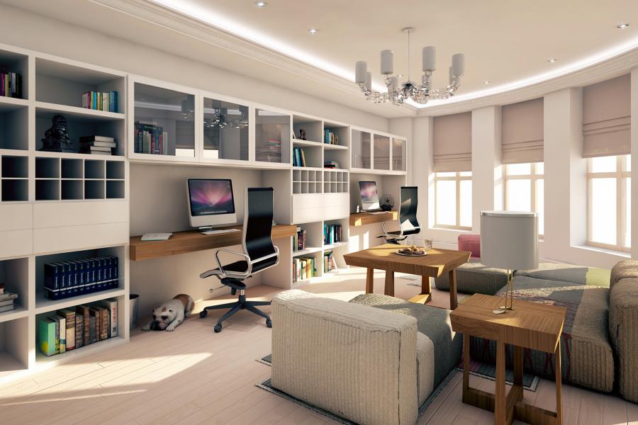 Decoración integral vivienda privada