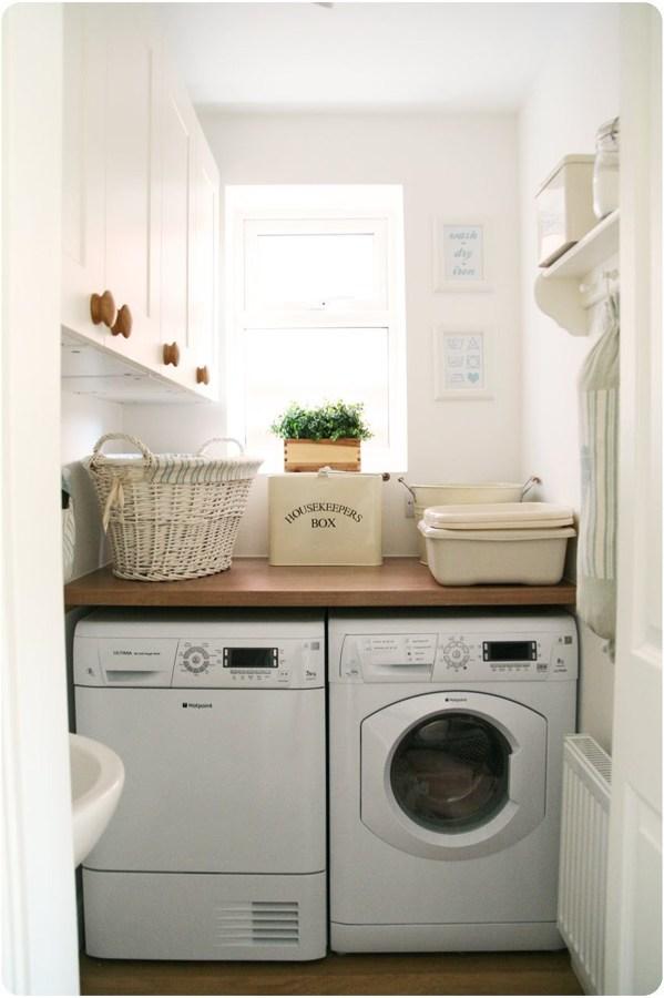 Saca partido a tu lavadero y convi rtelo en uno de ensue o for Lavaderos modernos