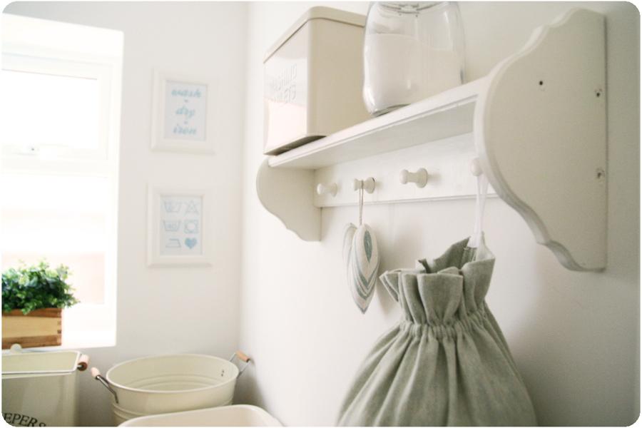 decoración lavanderías pequeñas