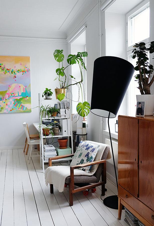 Foto decoraci n muebles vintage de miv interiores for Muebles vintage malaga