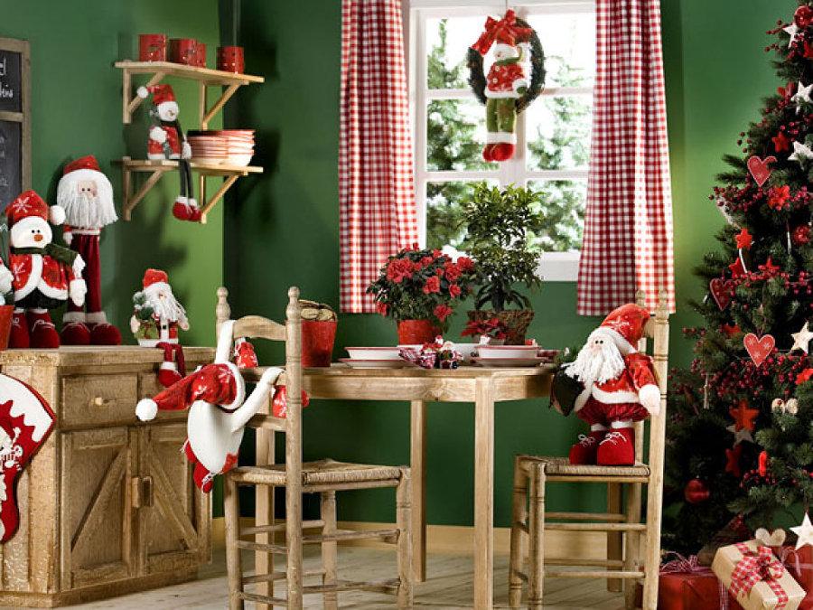 c mo decorar la cocina en navidad ideas art culos decoraci n