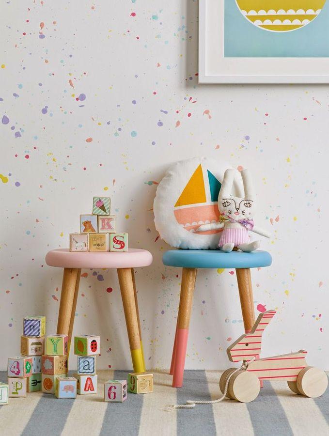 Ideas diy para decorar dormitorios infantiles modernos - Ideas para dormitorios infantiles ...