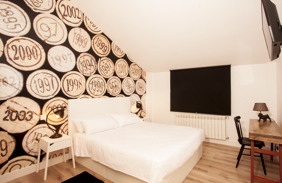 La casita de la planta el nuevo proyecto de amaya arzuaga ideas rehabilitaci n edificios - Decoracion para hoteles ...