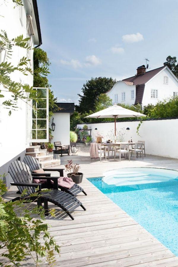 Decoracion piscina decoracion de bodas con piscina parte for Ideas para piscinas casas