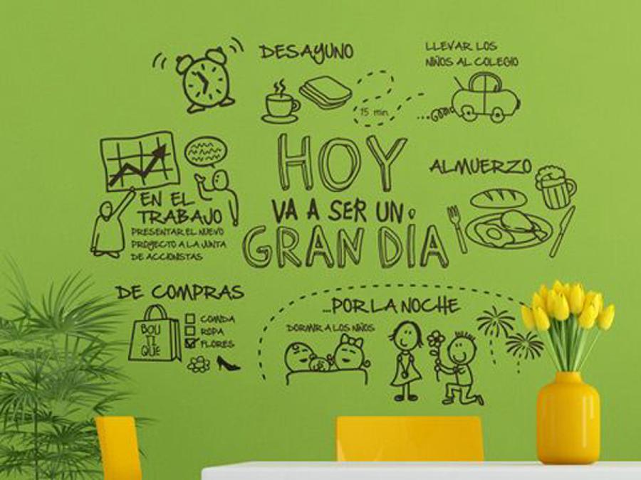 C mo decorar el hogar con mensajes positivos ideas for Como decorar el hogar