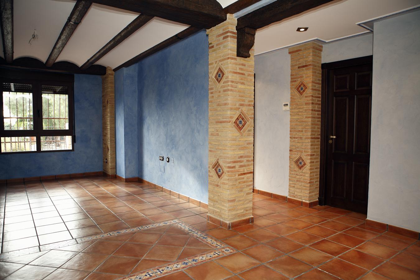 Decorar interiores casas rurales - Casa rusticas decoracion ...