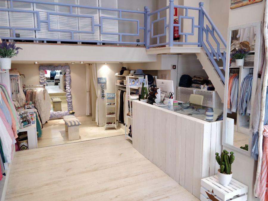 Decoración y Diseño Tienda Ropa Ibiza | Ideas Muebles