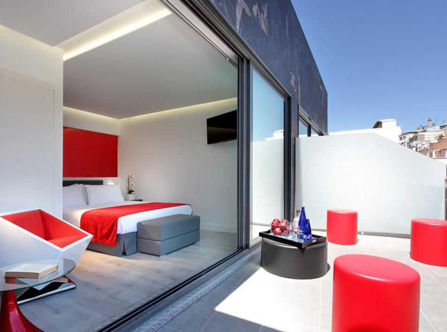 Foto: Decoración y Equipamiento para Hoteles: Hotel Exe Central ...