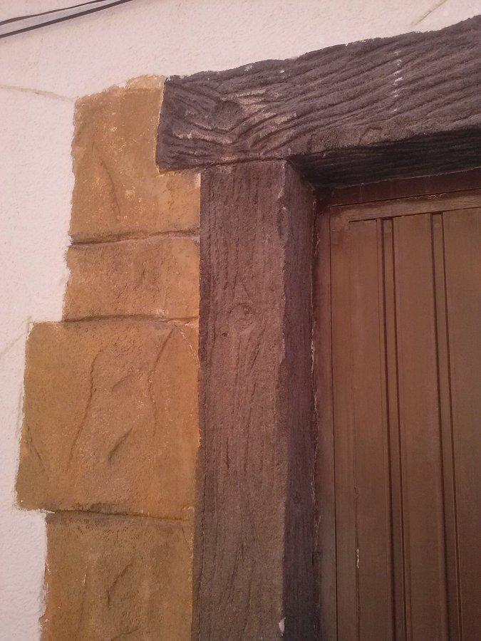 Decoraciones en puertas originales