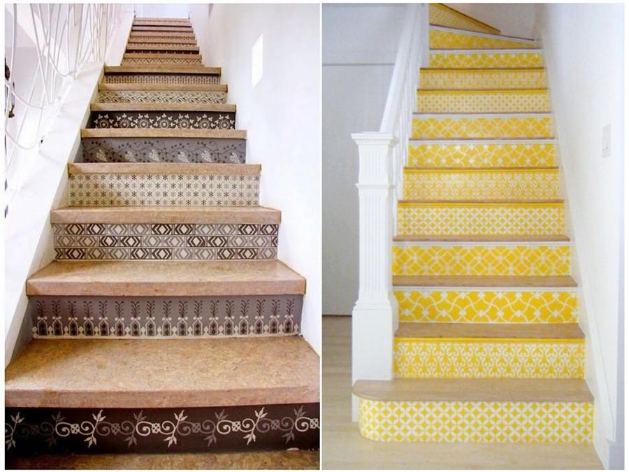 4 ideas para renovar tu casa sin obras y por poco dinero - Como se pone el papel pintado ...