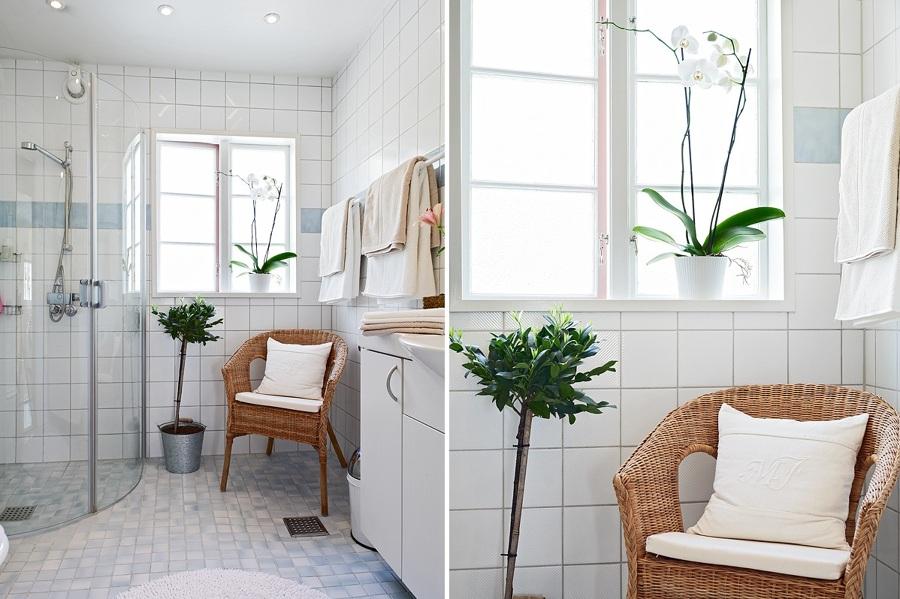 Foto decorar el ba o con plantas de miriam mart 902748 habitissimo - Plantas en el bano ...
