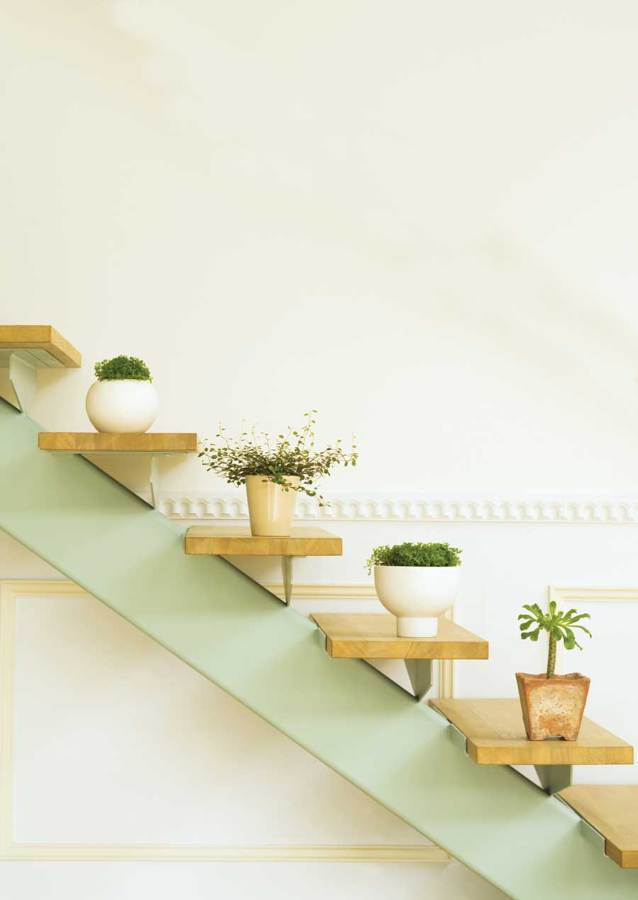 El Verde Se Cuela En Tu Hogar Decoraci 243 N Con Plantas