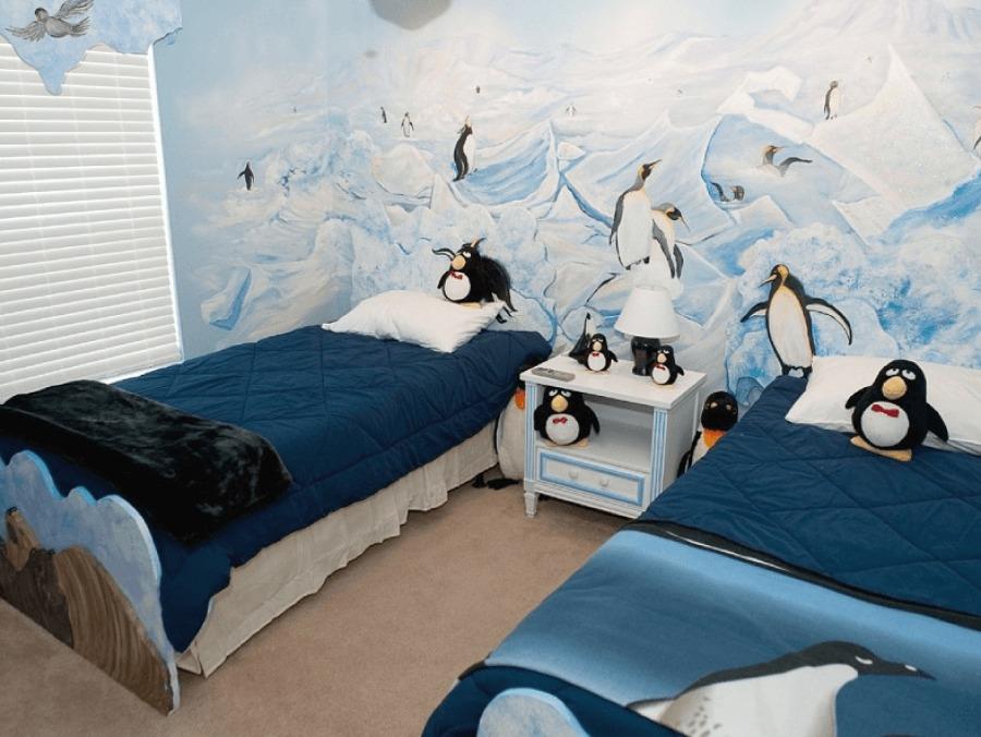 Cmo Decorar un Dormitorio Infantil con Pinginos Ideas Decoradores