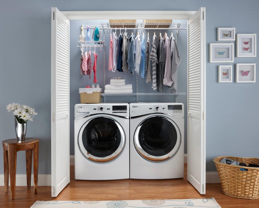 decorar lavandería