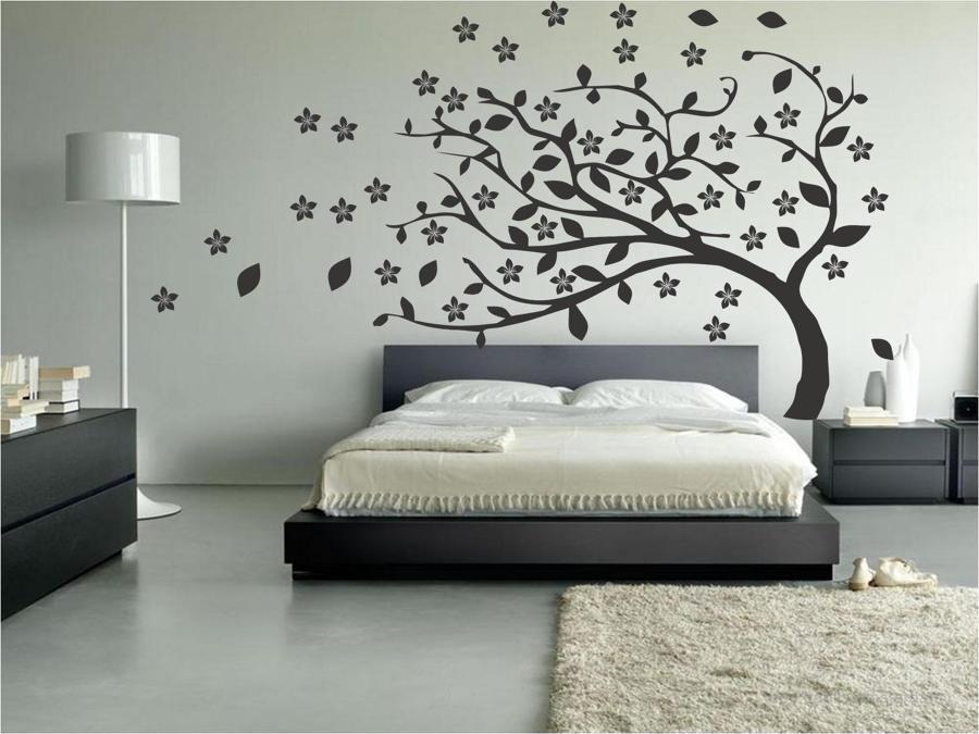 Como Decorar La Pared Con Vinilos Ideas Decoradores - Decoracin-de-pared