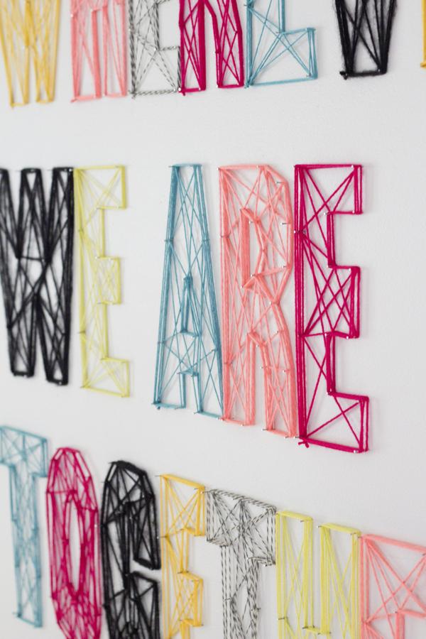 Dale vida a tu piso de alquiler decorando las paredes - Clavos para pared ...