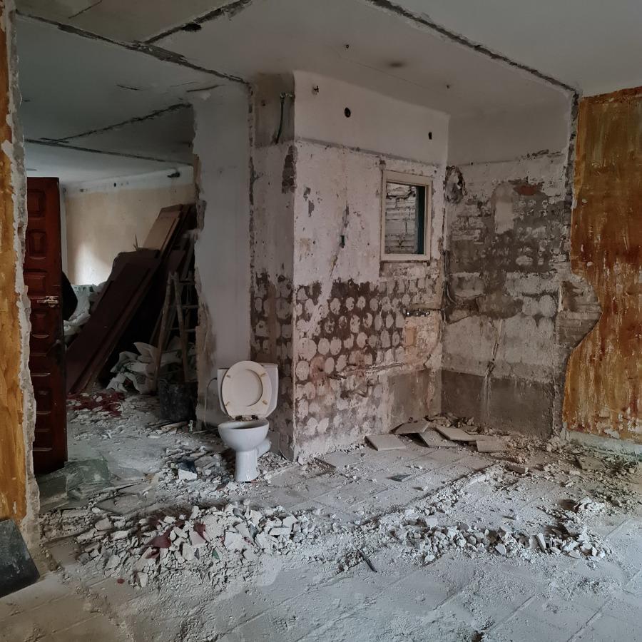 Demolición 2/2 (Durante)
