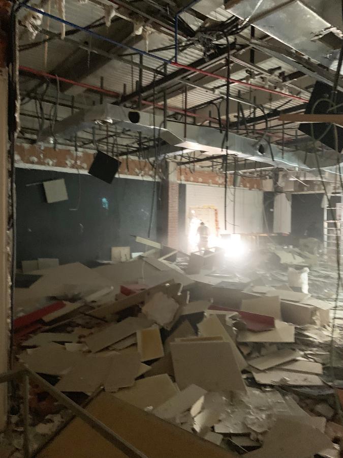 Demolición