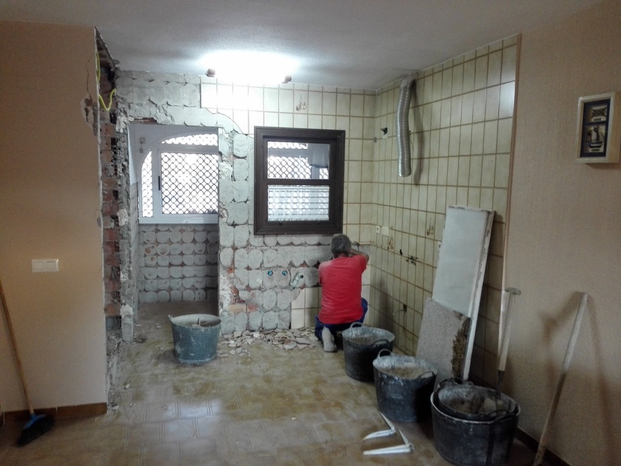demolicion alicatado cocina 5