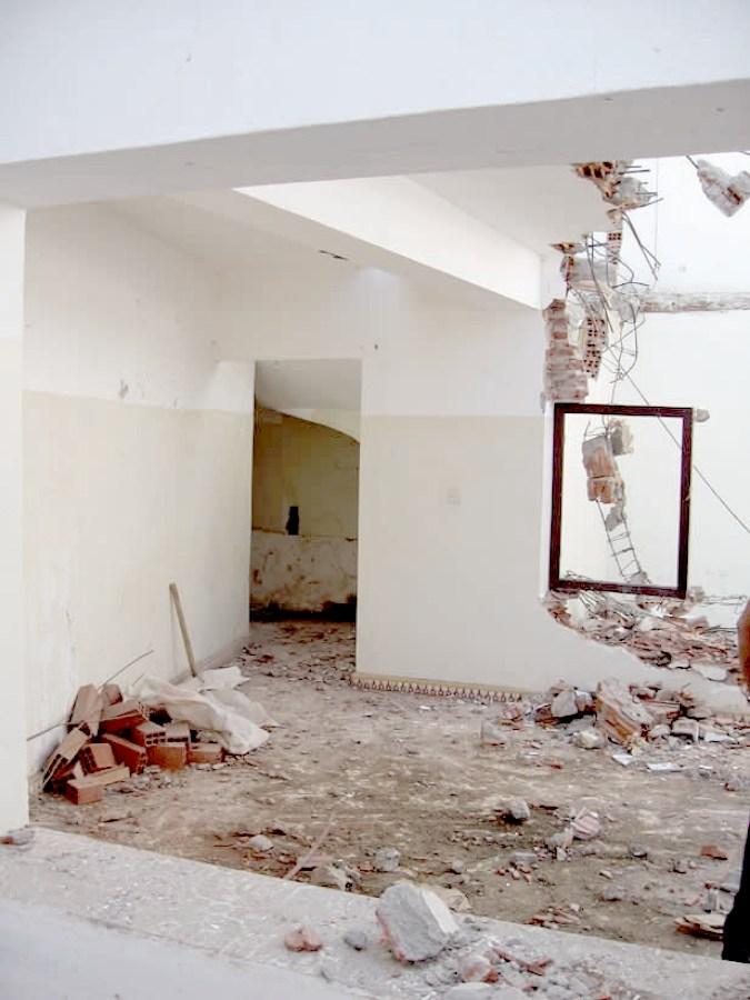 demolición casas antiguas originales