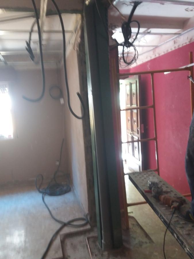 Demolicion. Foto de antes