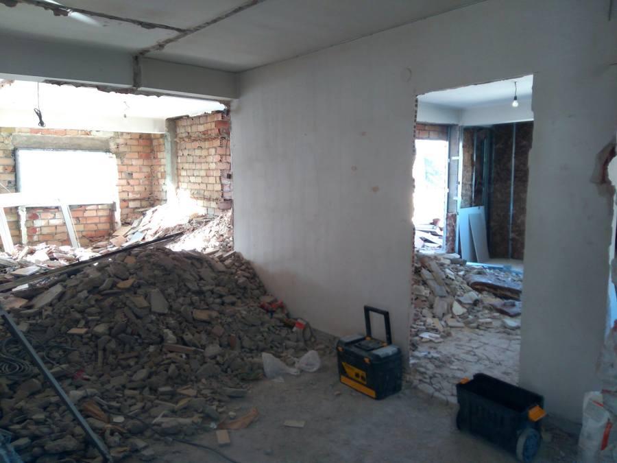 Demolicion integral de piso