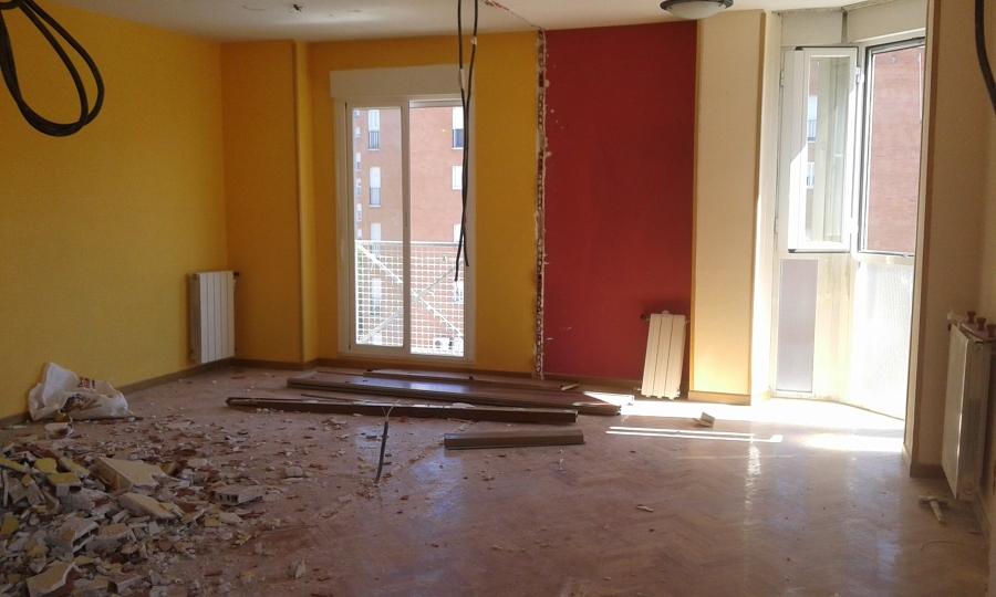 demoliciones habitaciones