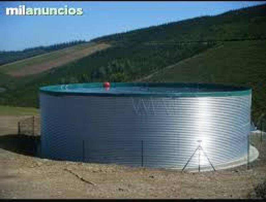 Impermeabilizaciones de balsas dep sitos y terrazas - Precio depositos de agua ...