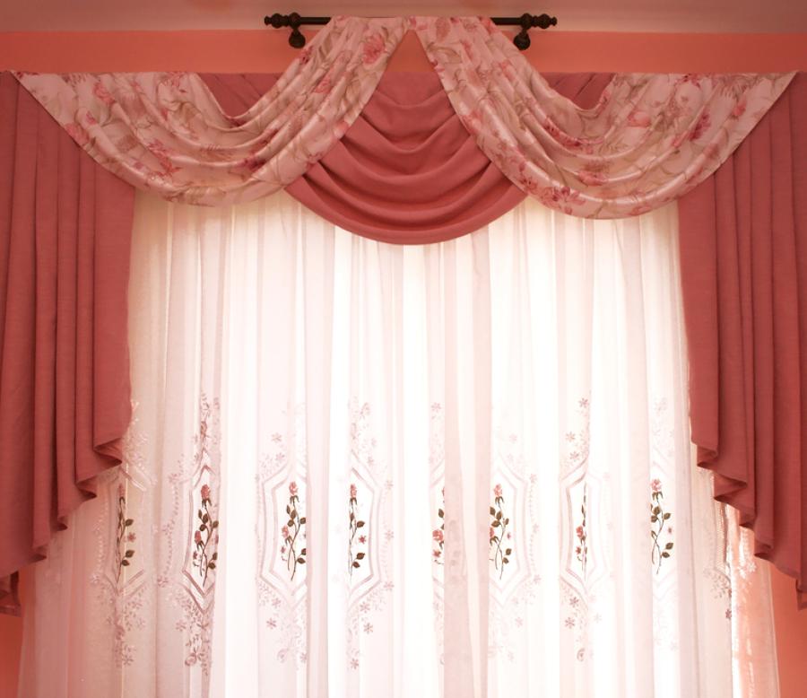 Consejos para colocar las falsas cortinas ideas - Dibujos para cortinas ...