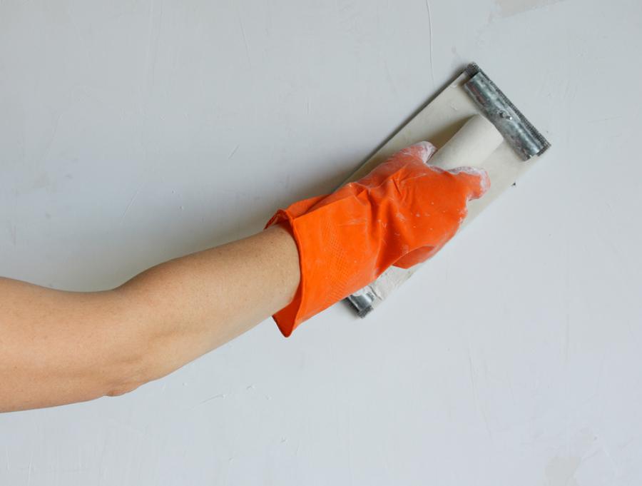 Consejos para alisar una pared ideas mantenimiento - Pasta alisar paredes ...