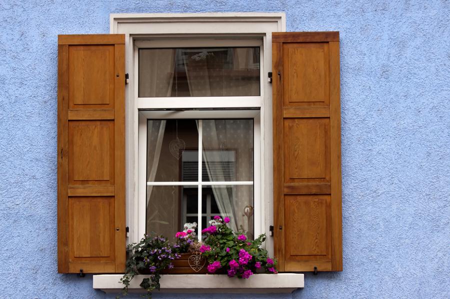C mo construir una contraventana ideas reformas viviendas - Construir una vivienda ...