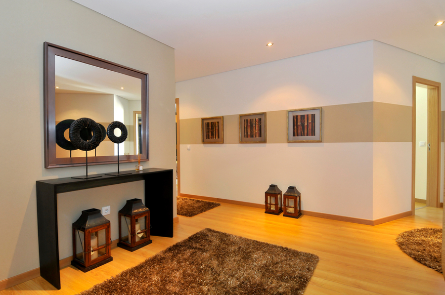 Consejos para pintar los pasillos ideas reformas viviendas - Ideas para pintar un pasillo ...