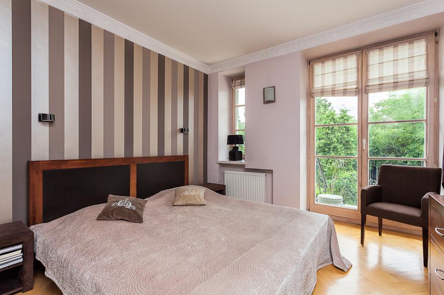 C mo pintar una pared a rayas ideas reformas viviendas - Como pintar una pared ya pintada ...
