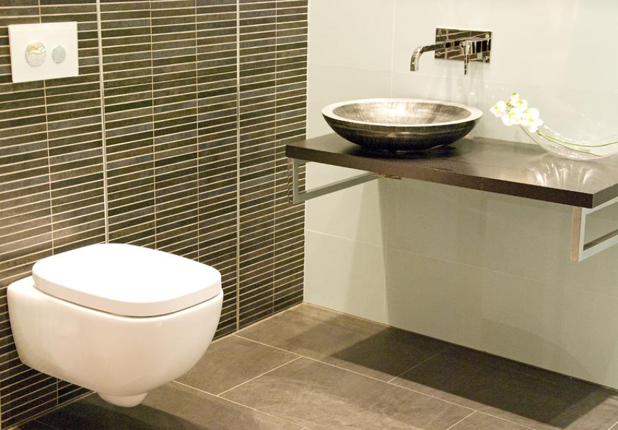 Consejos para aprovechar espacios en un ba o peque o for Banos pequenos aprovechar espacio