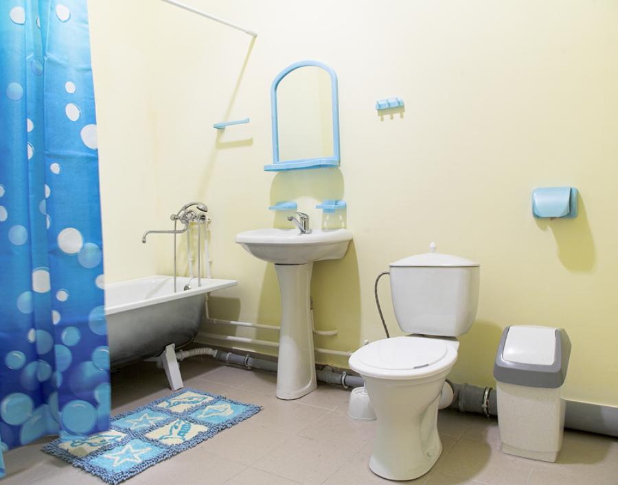 C mo renovar el ba o de un piso alquilado ideas limpieza for Como renovar un bano