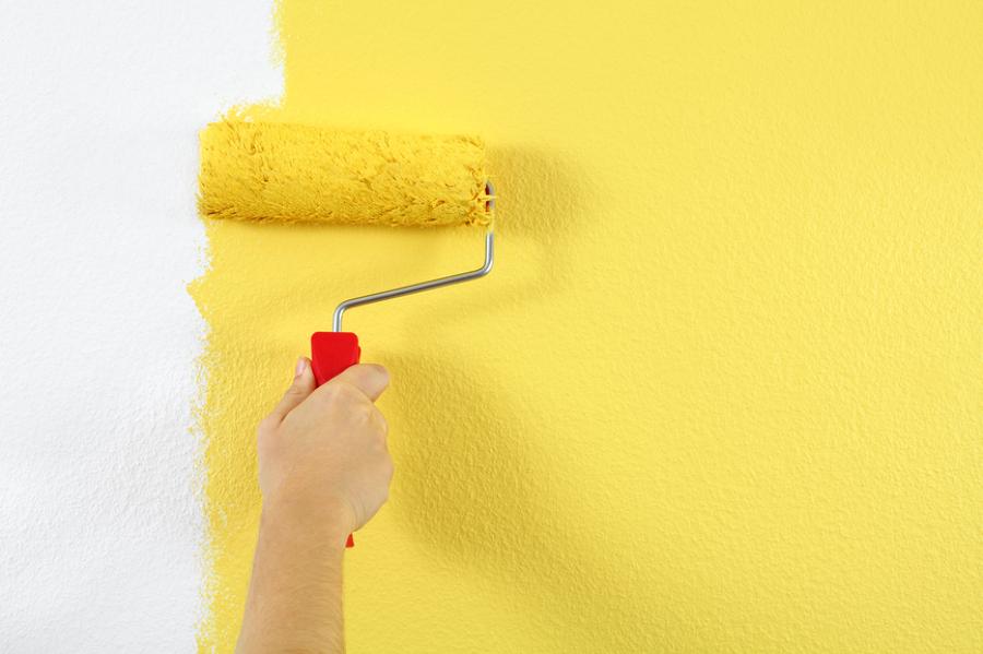 C mo pintar con rodillo ideas reformas viviendas - Como pintar con rodillo ...