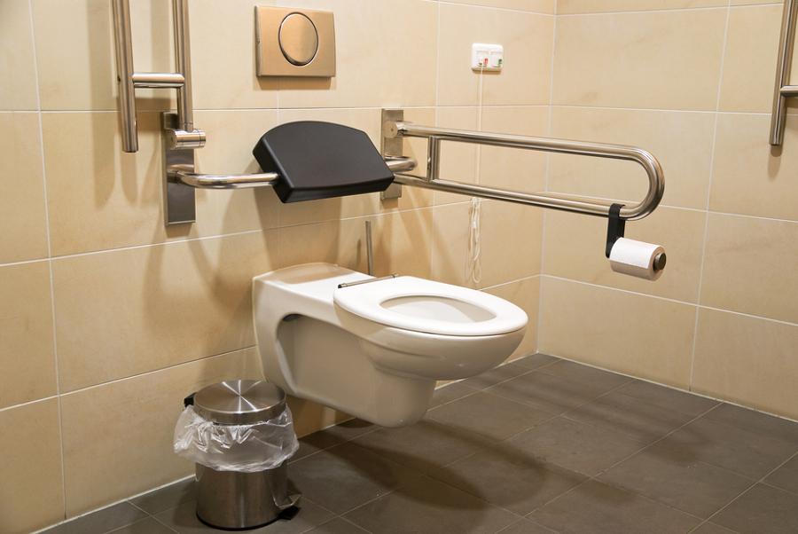 cómo adaptar el baño para discapacitados | ideas puertas garaje - Puertas De Bano Para Discapacitados