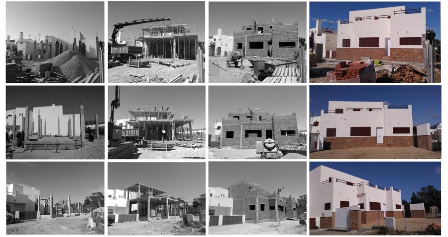 Desarrollo construcción vivienda
