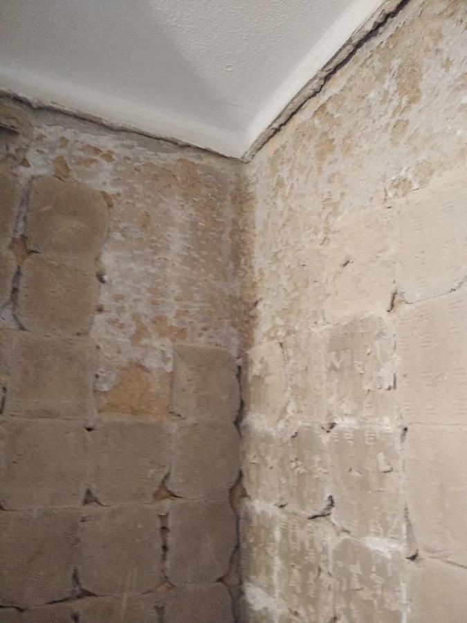 Descorche de paredes