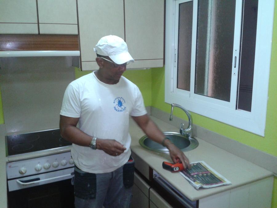 Diferentes proyectos realizados ideas pintores - Reformar una cocina ...