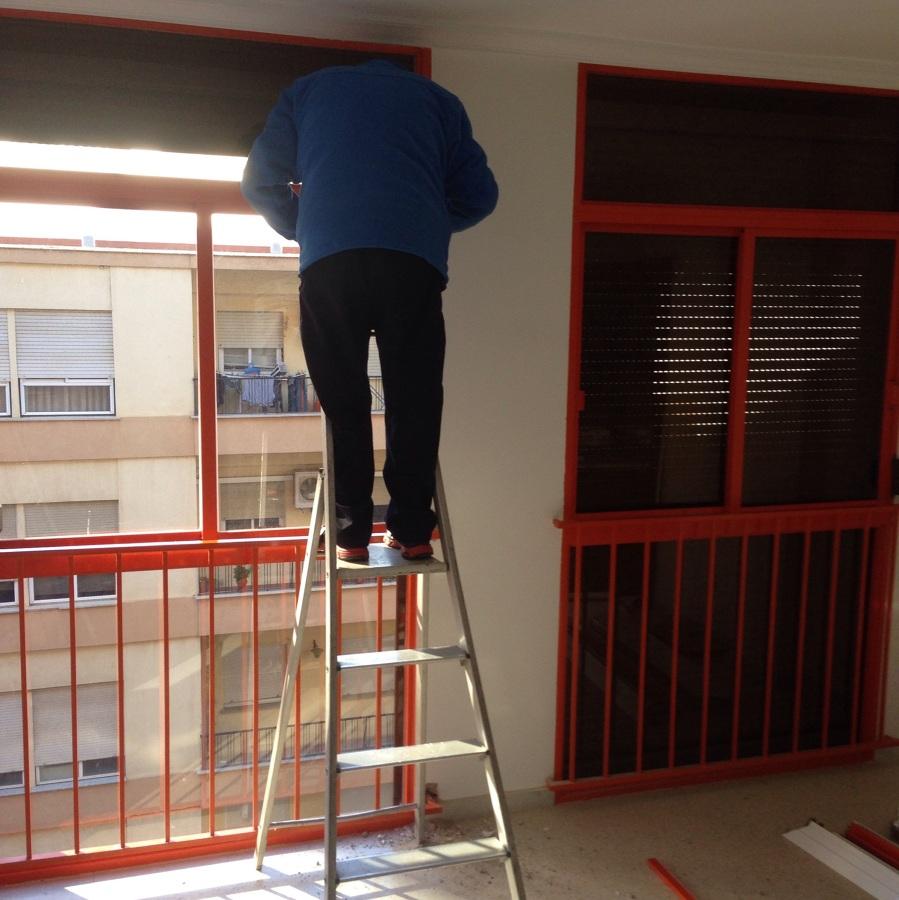 Desmontando ventanas