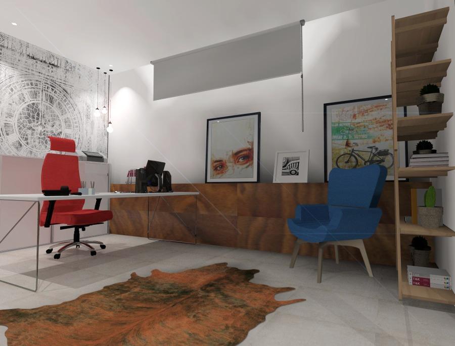 Proyecto integral dise o de interiores y exterior vivienda for Despacho diseno interiores