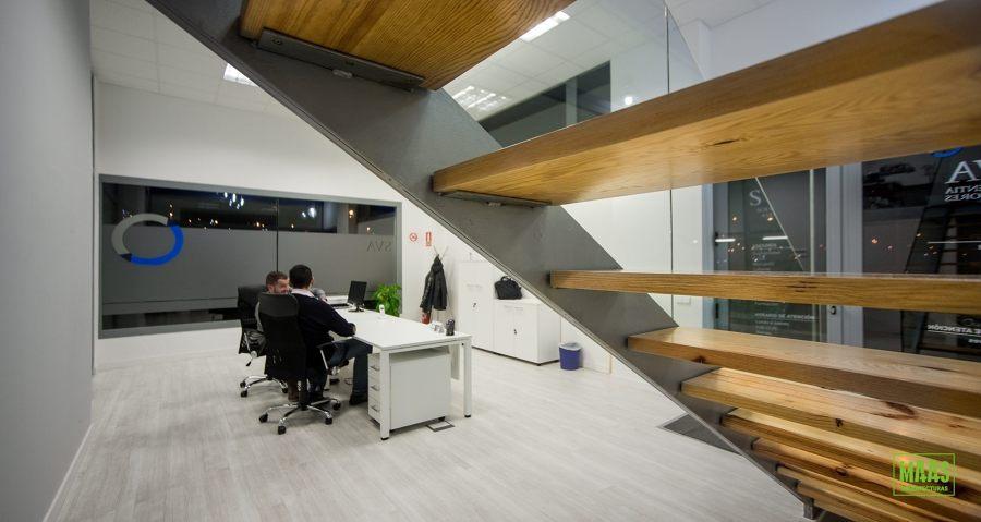 Oficina en pamplona ideas arquitectos for Oficinas bankia pamplona