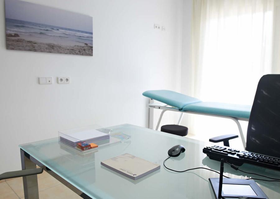 Despacho médico