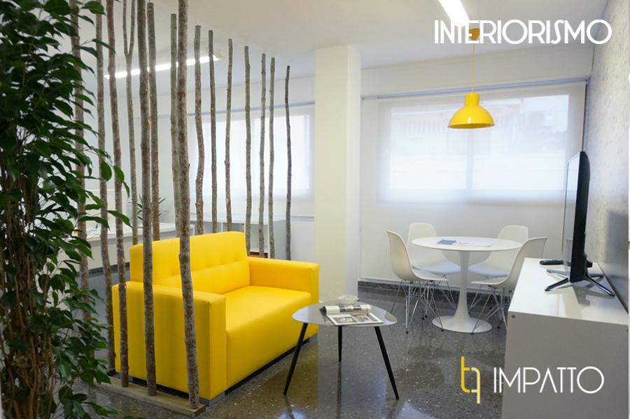 Interiorismo despacho en valencia ideas decoradores - Decoradores de interiores valencia ...