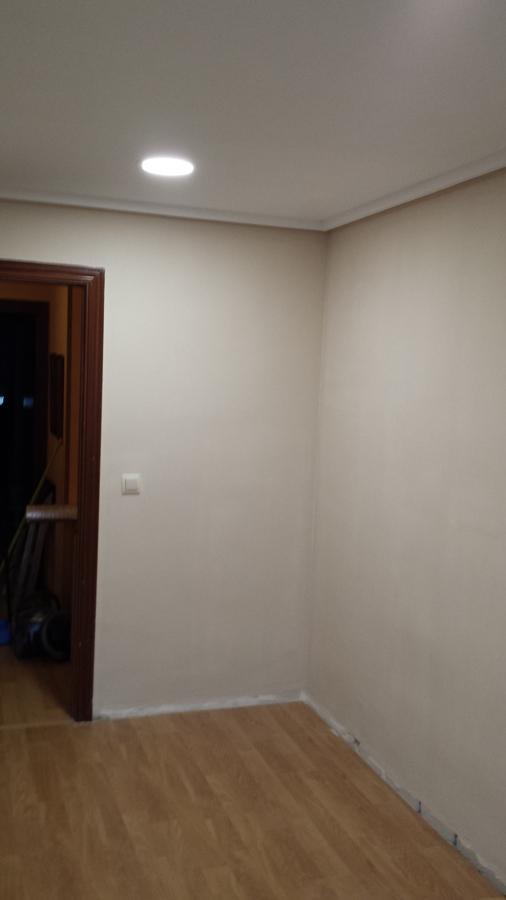 Alisado de paredes cambiar ventana y colocar parquet for Cambiar parquet