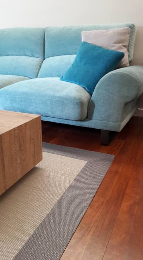 detalle alfombra tapicerias