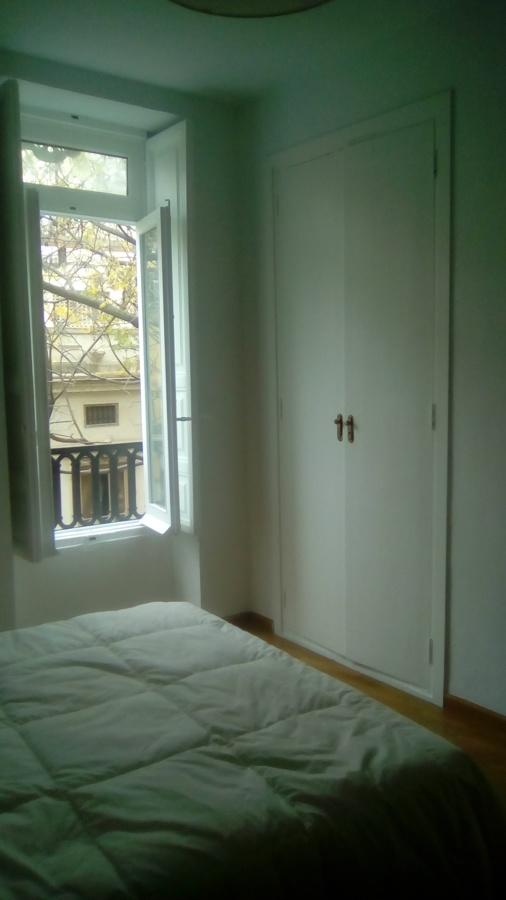 Detalle armarios y ventanales